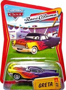Mattel Y7241 / W1938 Disney Cars GRETA Cars 2