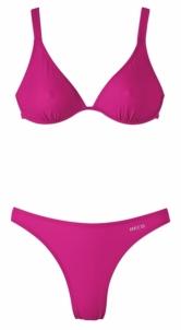 Maud. bikinis mot. 81030 4 44 pink NOS Swimwear