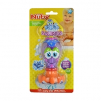 Maudynių žaislas 1p.Squid the squirter bath toy For bathing a baby