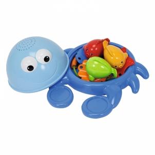 Maudynių žaislas ABC Bathing Crab Kūdikių maudynėms
