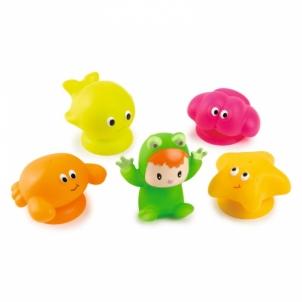 Maudynių žaislas Cotoons Bath Island Kūdikių maudynėms