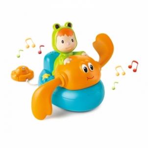 Maudynių žaisliukas - krabas su garsais | Cotoons | Smoby Peldvietu baby