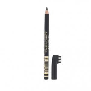 Max Factor Eyebrow Pencil Cosmetic 3,5g 1 Ebony Akių pieštukai ir kontūrai