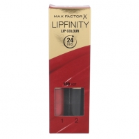 Max Factor Lipfinity Lip Colour Cosmetic 4,2g 120 Hot Blizgesiai lūpoms