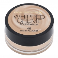 Max Factor Whipped Creme Foundation Cosmetic 18ml Pudra veidui