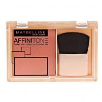 Maybelline Affinitone Blush Cosmetic 4,5g 57 Peach Skaistalai veidui
