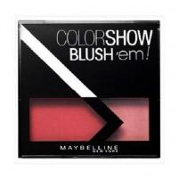 Maybelline ColorShow Blush Cosmetic 4g Nr.25 Skaistalai veidui