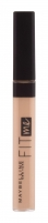 Maybelline Fit Me Corrector Cosmetic 6,8ml 20 Sand Маскирующие косметические средства