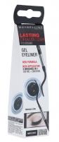 Maybelline Lasting Drama Gel Eyeliner 24H Cosmetic 4g Akių pieštukai ir kontūrai