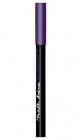 Maybelline Master Drama Chromatics Khol Liner Cosmetic 3g Purple Light Akių pieštukai ir kontūrai