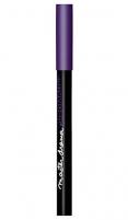 Maybelline Master Drama Chromatics Khol Liner Cosmetic 3g Turquoise Vibe Akių pieštukai ir kontūrai