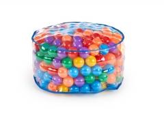 Mažas kamuoliukų stalas YUPl Žaislų dėžės, sėdmaišiai