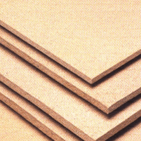 Particle board 2650x2070x25 (5,4855 sq. m). Wood chipboards (particle board)