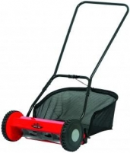 Mechaninė vejapjovė Grizzly HRM 300-2 (su krepšiu)
