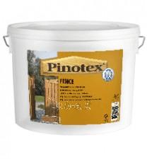 Medienos apsaugos priemonė Pinotex Fence mahogany 10 ltr. Impregnantai
