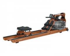 Medinis irklavimo treniruoklis su reguliuojamu vandens pasipriešinimu First Degree Viking 2+ Ash (uosis) Irklavimo treniruokliai