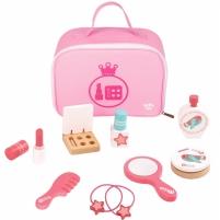 Medinis kosmetikos rinkinys krepšyje   Tooky TL993 Toys for girls