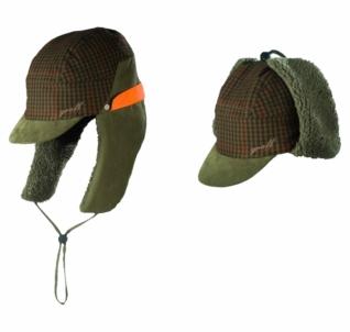 Medžioklinė kepurė Graff 150-O-B kratka Galvos apdangalai