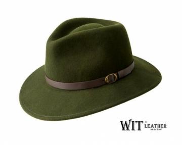 Medžioklinė skrybelė Kapelusz Myśliwski Witleather 10021/22
