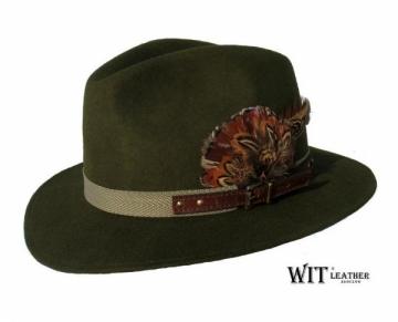 Medžioklinė skrybelė L 013/2012 Witleather