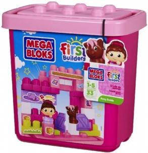 Mega Bloks 6632 / 6633 Mano pirmas konstruktorius Lego un citas konstruktors