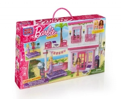 Mega Bloks Barbie 80226 Barbie Beach house.