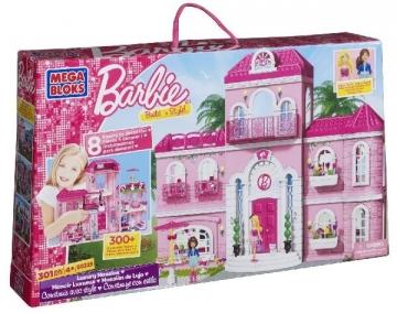 Mega Bloks Barbie namas 80229
