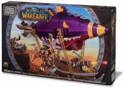 Mega Bloks World of Warcraft 91014 Goblin 310 pcs