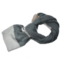 Knitted scarf MSL490