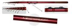 Meškerė AKARA OPTIMA Compact TX-30 5m Telescopic fishing rods