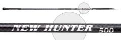 Meškerė Teleskopinė Line Winder New Hunter 4m 10-30g B/K Telescopic fishing rods