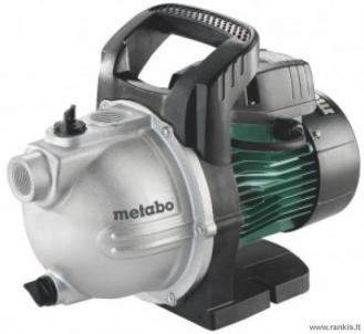 METABO P 3300 G vandens siurblys Dirt, water pumps