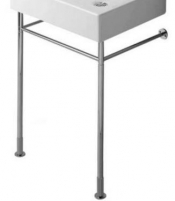 Metal console Vero chrome for,045360 & 04546