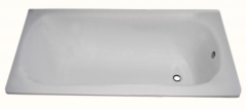 Metalinė vonia 20001 1700x700x390