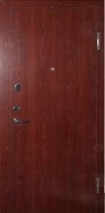 Metāla durvis 960x2060mm, MDF, bruņu, iekšējais Metāla durvis