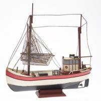 Metalinis surenkamas laivas 905434 Rf-Collection Kutter, 41 x 13 x 40 cm Kuģu un laivu bērniem