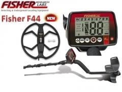 Metalo detektorius Fisher F44 13DD Karma Metalo detektoriai ir aksesuarai