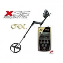 Metalo detektorius Металлоискатель XP ORX RC X35 su rite 22 см X35 Metalo detektoriai ir aksesuarai