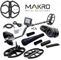 Metalo detektorius New 2019 Makro Kruzer - 14kHz Karma 13DD Metalo detektoriai ir aksesuarai