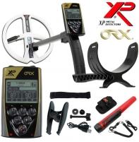 Metal detector XP ORX c HF ritė 22 см (ORX22) + Mi6 Pinpointer Metal detectors and accessories