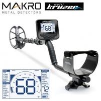 Metalodetektorius Makro Multi Kruzer - 5kHz, 14kHz, 19kHz Metal detectors and accessories