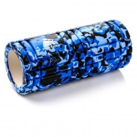 Meteor karinis masažinis volas - Mėlynos spalvos Jogu un pilatės