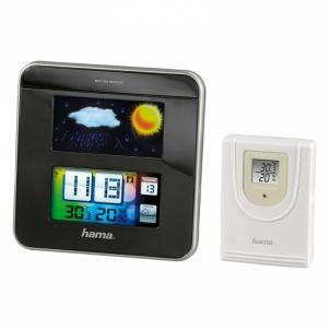 Meterologinė stotelė Hama EWS-1200 Interjero laikrodžiai