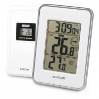 Meterologinė stotelė Wireless Thermometer Sencor SWS 25 WS