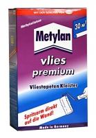 Klijai tapetams flizelininiams METYLAN FLISELIN PREMIUM, 250 g Tapetų klijai
