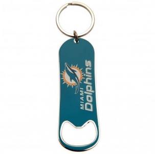 Miami Dolphins butelio atidarytuvas - raktų pakabukas