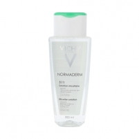 Micelinis vanduo Vichy Normaderm 3in1 Micellar Solution Cosmetic 200ml