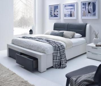 Miegamojo lova CASSANDRA S 140 Gultas