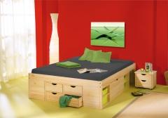 Miegamojo lova Claas 140