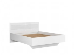 Miegamojo lova Flames LOZ/160/A Svetainės baldų kolekcija Flames